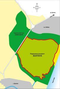 """Проект """"Прилагане на мерки за възстановяване и опазване на природното местообитание 91F0 """"Крайречни смесени гори"""" в ПР """"Балтата"""""""